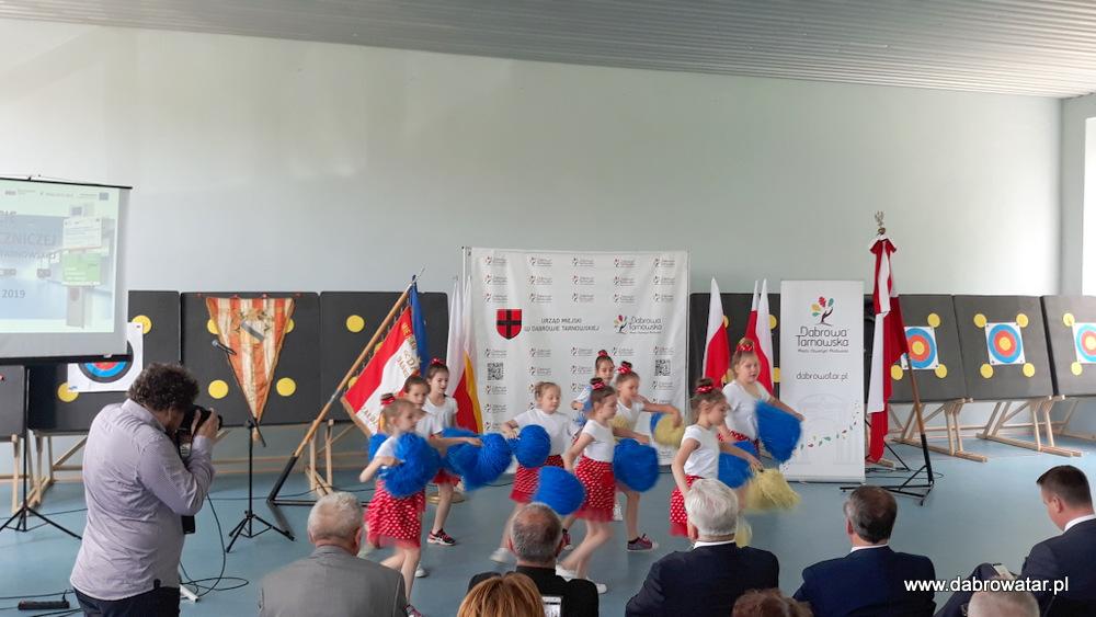 Otwarcie Hali Luczniczej - Dabrowa Tarnowska - 20 maja 2019 (14)
