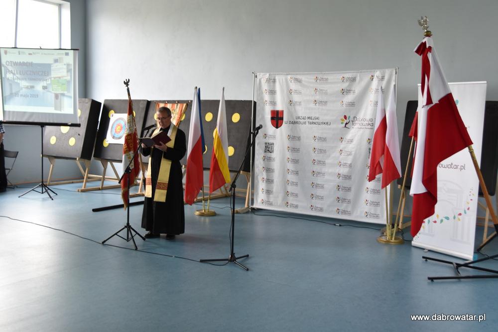 Otwarcie Hali Luczniczej - Dabrowa Tarnowska - 20 maja 2019 (21)