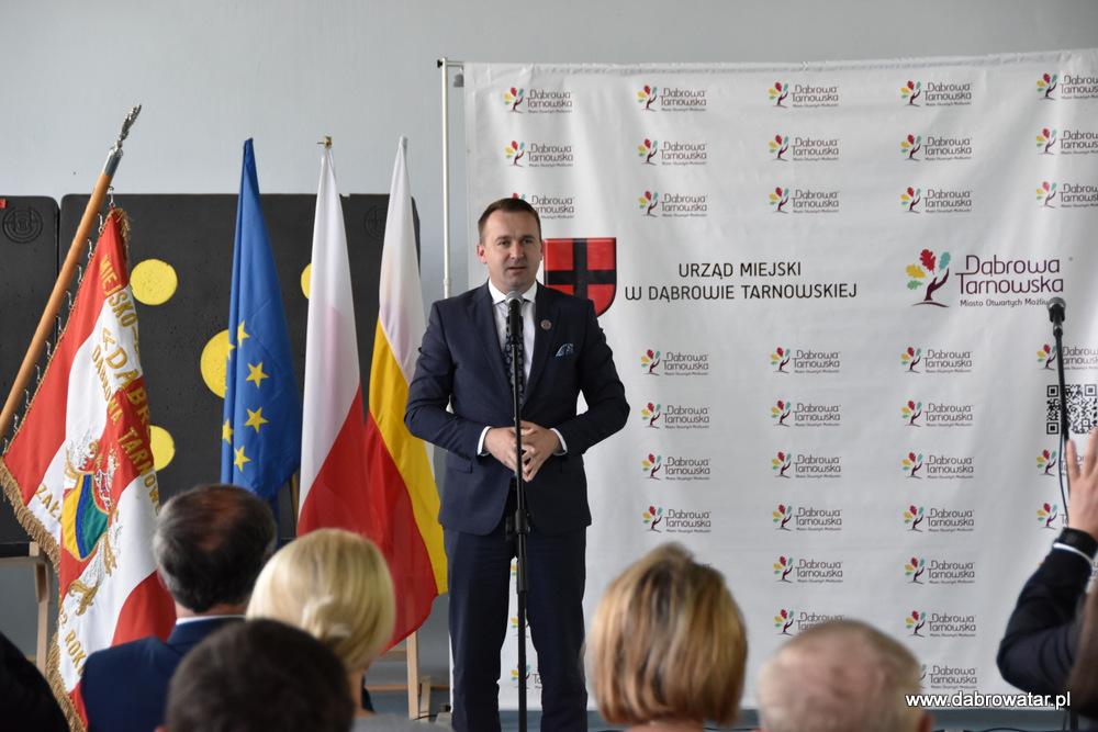 Otwarcie Hali Luczniczej - Dabrowa Tarnowska - 20 maja 2019 (34)