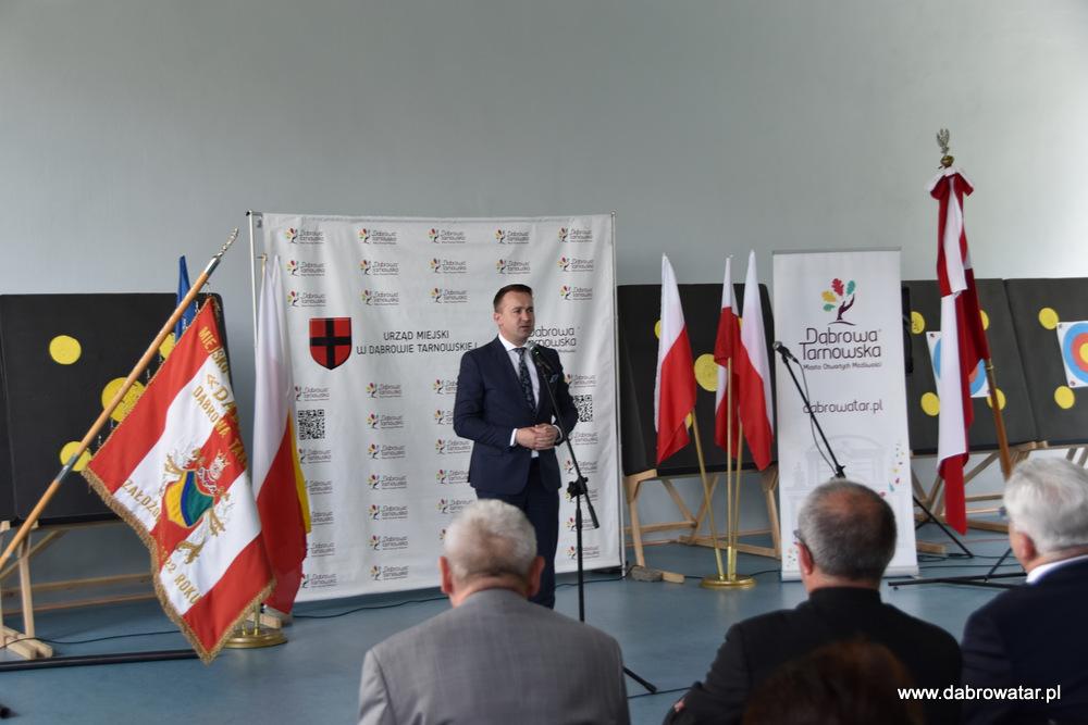 Otwarcie Hali Luczniczej - Dabrowa Tarnowska - 20 maja 2019 (35)