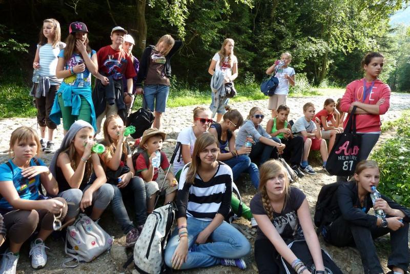 zjazd młodzieży Dąbrowa Górnicza
