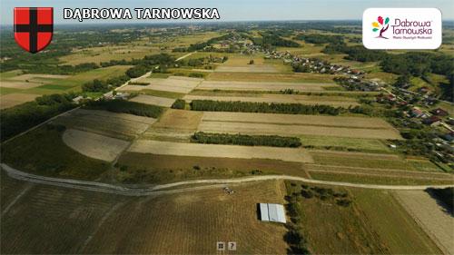 Dąbrowa Tarnowska teren Specjalnej Strefy Ekonomicznej Wirtualne spracery 3D po Dąbrowie Tarnowskiej