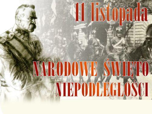 Narodowe Święto Niepodległości 11 11 102. rocznica odzyskania niepodległości przez Polskę