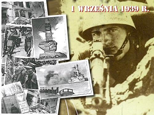 1 wrzesnia 1939 81. rocznica wybuchu II wojny światowej
