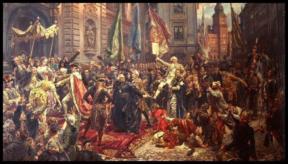 1 1891 matejko konstytucja 3 maja 17911 227. rocznica uchwalenia Konstytucji 3 Maja