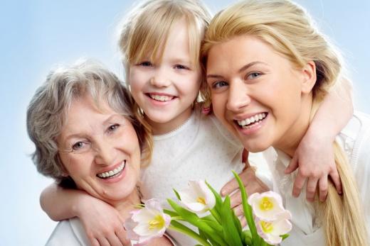 Dzien Matki 4 Serdeczne życzenia w Dniu Matki