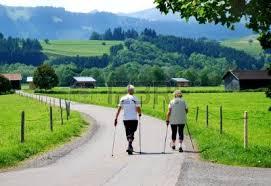 SeniorsNordicWalking Dzisiaj Ogólnopolski Dzień Seniora