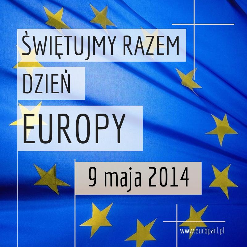dzien europy 2014 9 Maja   Dniem Europy
