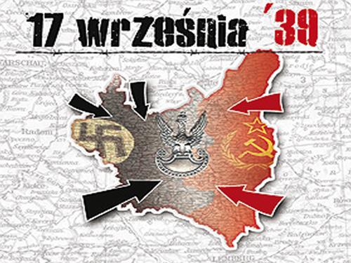 17wrzesnia1939 79. rocznica agresji Związku Radzieckiego na Polskę