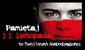 To Twoj Dzien niepodleglosci 300x176 Obchodzimy dziś Narodowe Święto 100 lecia Niepodległości Polski – 11 listopada