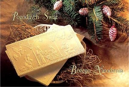 Wigilia Bozego Narodzenia 2014 Tajemnica Wigilii Bożego Narodzenia