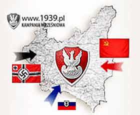 17 września 1939 79. rocznica agresji Związku Radzieckiego na Polskę