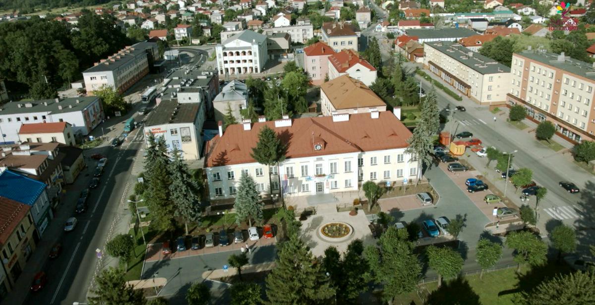 Dąbrowa Tarnowska centum miasta UMDT Komunikat Doraźnej Komisji ds. Nazewnictwa Ulic і Placów w Gminie Dąbrowa Tarnowska