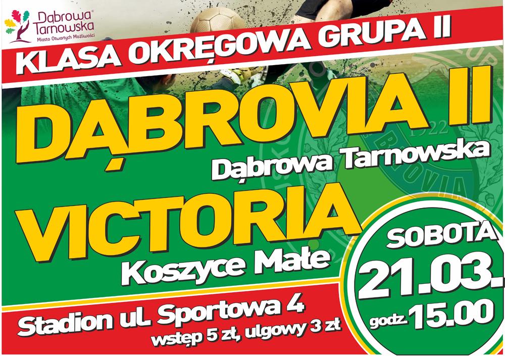 """Dabrovia II Victoria Koszyce Pierwszy wiosenny weekend z """"Dąbrovią"""""""