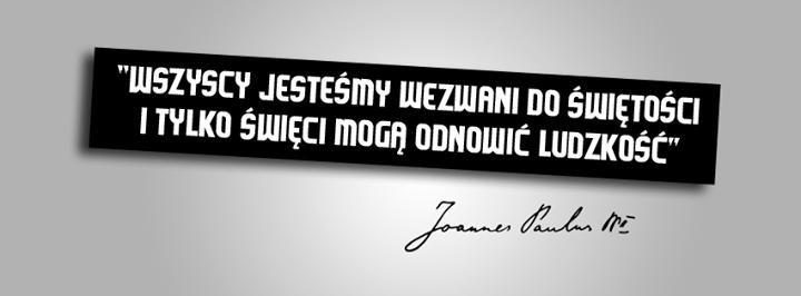 JP2  Dzisiaj przypada 10. rocznica śmierci Św. Jana Pawła II