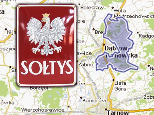 Sołtysi Gmina Dąbrowa Tarnowska 11 Marca Dniem Sołtysa
