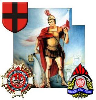 Święto strażaka  Dzień św. Floriana Dniem Strażaka