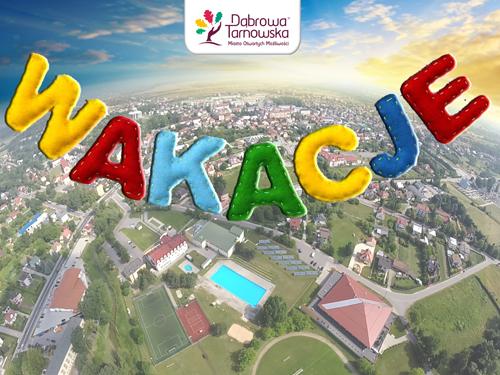 WAKACJE2015 DabrowaTarnowska oferta Życzenia na zakończenie roku szkolnego 2019/2020