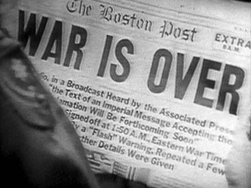 koniec wojny 75. rocznica zakończenia II wojny światowej w Europie