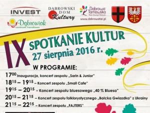 IX Spotkanie Kultur @ parking  C.H. Dąbrowiak | Dąbrowa Tarnowska | małopolskie | Polska