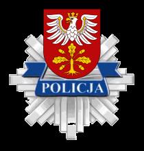 logo policja powiat Policyjna Akcja Znicz 2018 na terenie Powiśla Dąbrowskiego