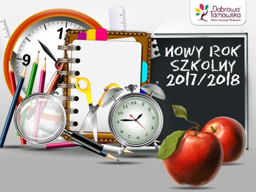 życzenia Na Rozpoczęcie Roku Szkolnego 20172018 Dąbrowa