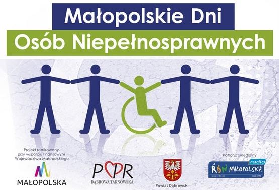 malopolskie dni Inauguracja Małopolskich Dni Osób Niepełnosprawnych w Dąbrowie Tarnowskiej