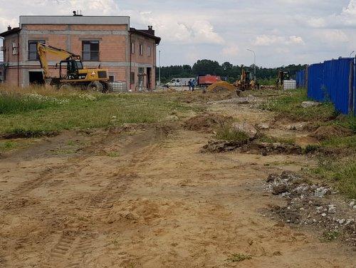 IMG 20180615 WA0004 Budowa drogi bocznej od ulicy Sucharskiego w Dąbrowie Tarnowskiej