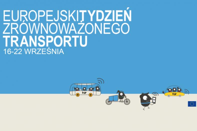 ETZT 2018 Malopolska iMKAxxx1000 Dzień bez samochodu: 22 września pojedziesz pociągiem za jedyne 1 zł