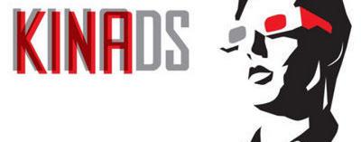 """kinads logo Konkurs kina """"Sokół"""" i KinAds dla dzieci – planszówki dla widzów """"Małej stopy"""""""