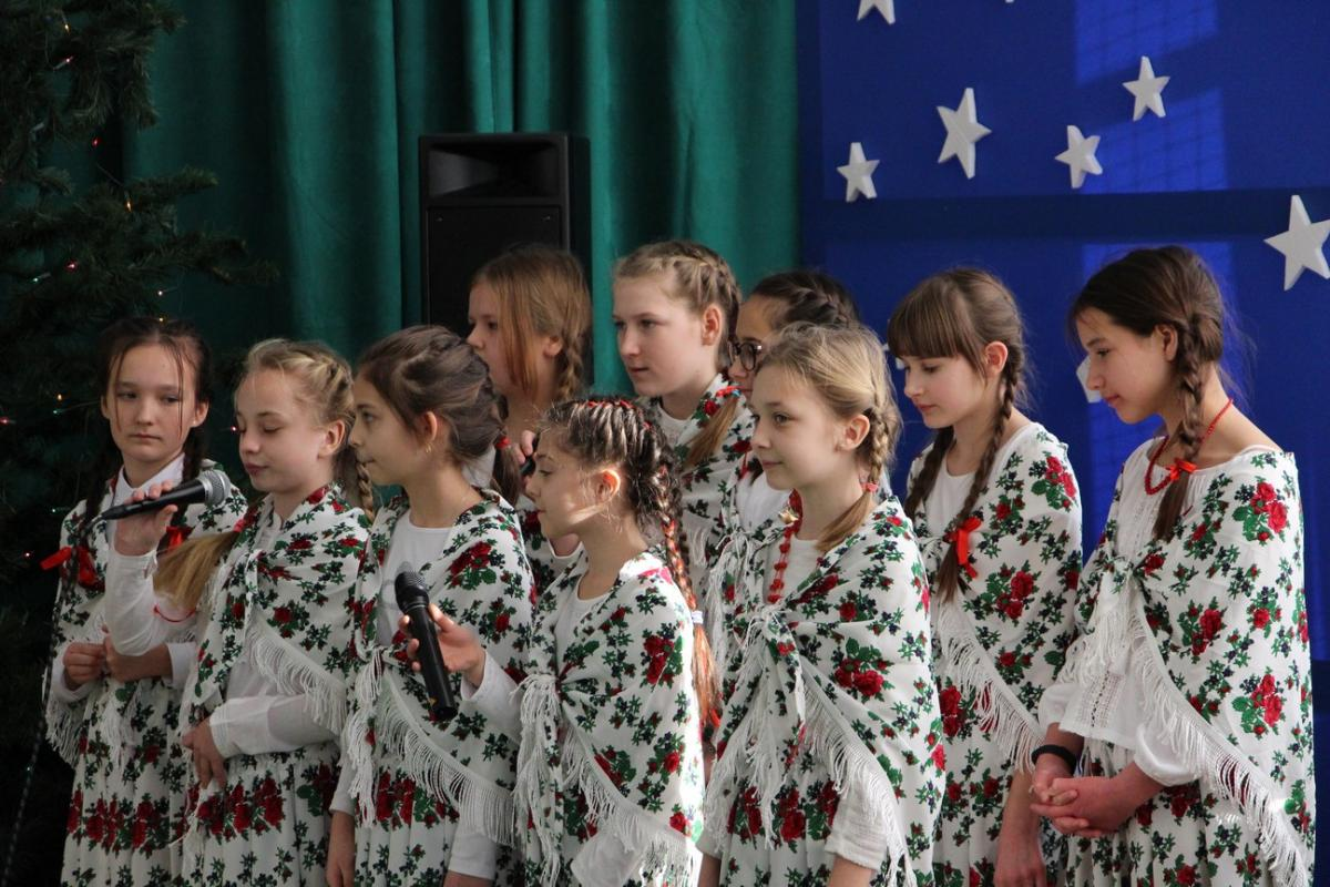 IMG 2509 Świąteczne akademie w szkołach naszej gminy