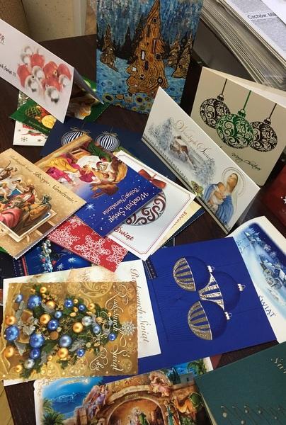 IMG 49491 Podziękowania za kartki świąteczne i noworoczne