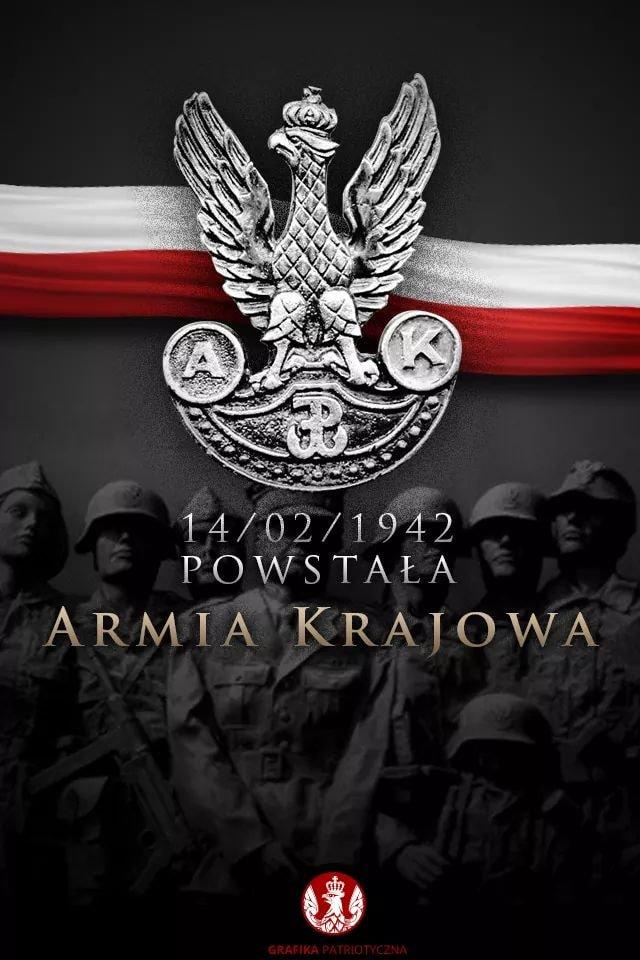 AK 14 02 1942 78 lat temu powstała Armia Krajowa – Armia Polskiego Państwa Podziemnego