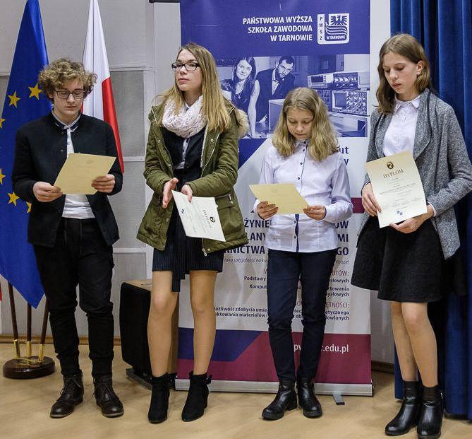 Joanna Foszcz Nieczajna Górna Joanna Foszcz finalistką regionalnego Konkursu Czytelniczego Czytam, znam, rozumiem