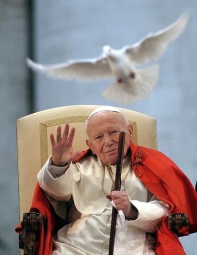 JP2 2019 2 Dziś 14. rocznica śmierci Jana Pawła II