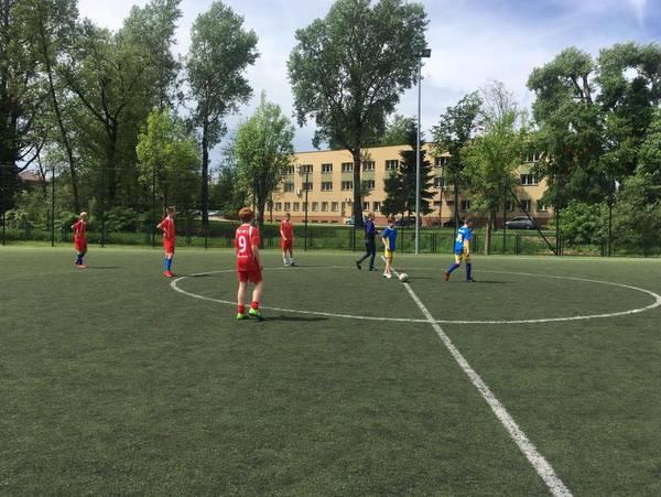 Rozgryw02 Gminne Igrzyska Dzieci Szkolnej w Piłce Nożnej – piłkarskie 6 tki