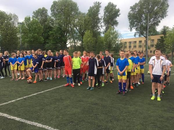 Rozgryw04 Gminne Igrzyska Dzieci Szkolnej w Piłce Nożnej – piłkarskie 6 tki