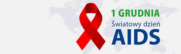 1 grudnia – obraz jpg.1 1 grudnia obchodzimy Światowy Dzień AIDS