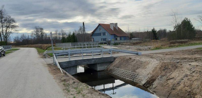 EJAO5790 Przebudowa przepustu w Smęgorzowie