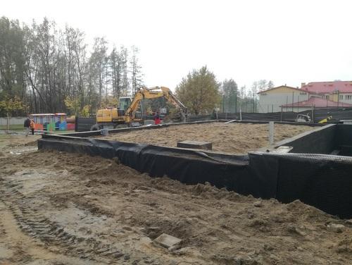 IMG 20191029 120710 Ruszyła rozbudowa Przedszkola w Nieczajnie Górnej