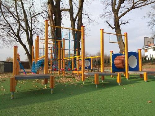 IMG 20191122 122811 Plac rekreacyjno – sportowy w Parku Miejskim oddany do użytku
