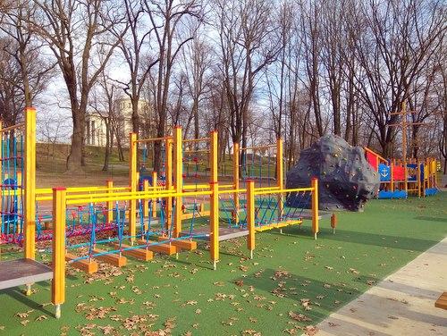 IMG 20191122 122828 Plac rekreacyjno – sportowy w Parku Miejskim oddany do użytku