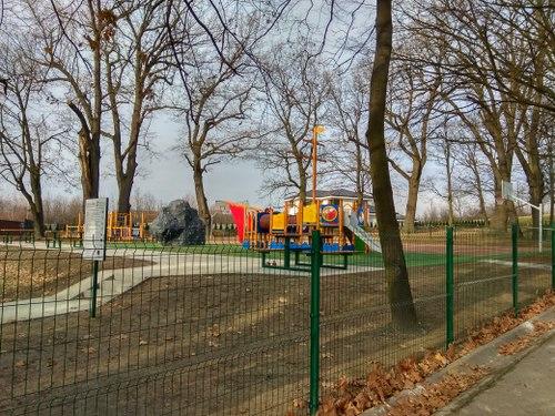 IMG 20191122 123243 Plac rekreacyjno – sportowy w Parku Miejskim oddany do użytku