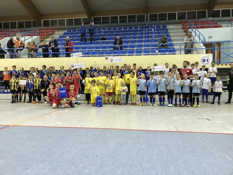 VI DDJ FA listopad2019 6 Za nami dwa pierwsze turnieje Dąbrowskiej Dębowej Jesieni 2019.