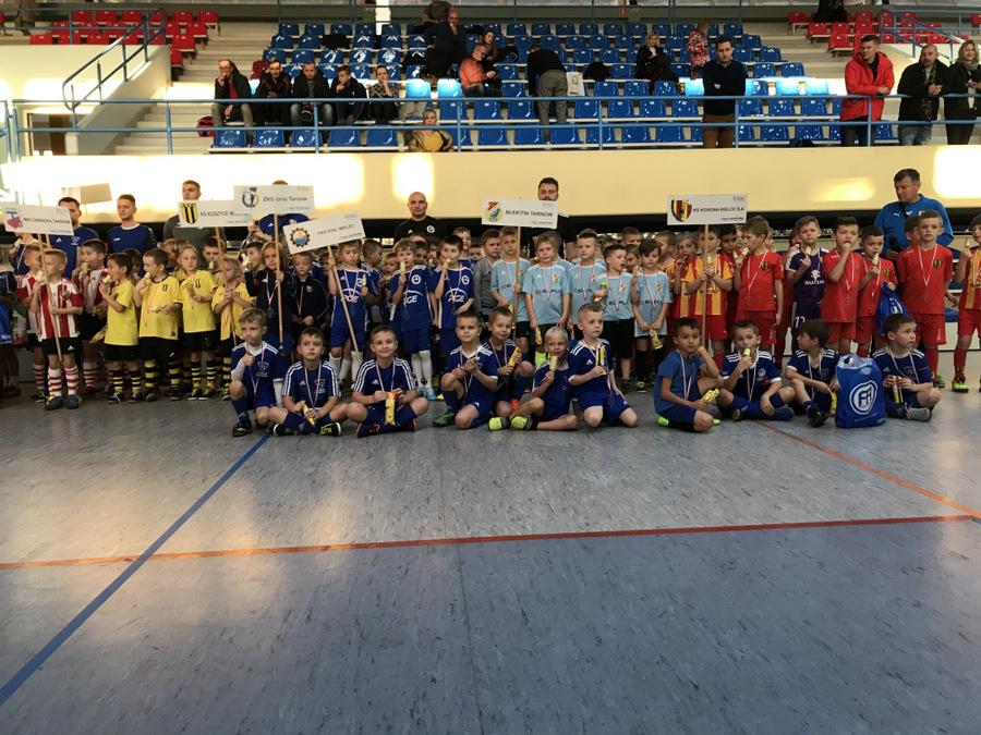 VI DDJ FA listopad2019 7 Za nami dwa pierwsze turnieje Dąbrowskiej Dębowej Jesieni 2019.