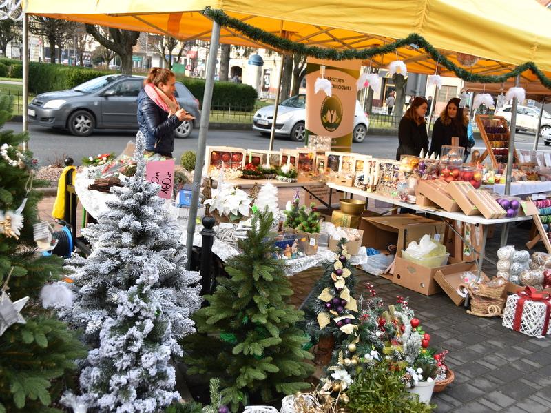 DSC 0259 Relacja z V Kiermaszu Bożonarodzeniowego w Dąbrowie Tarnowskiej