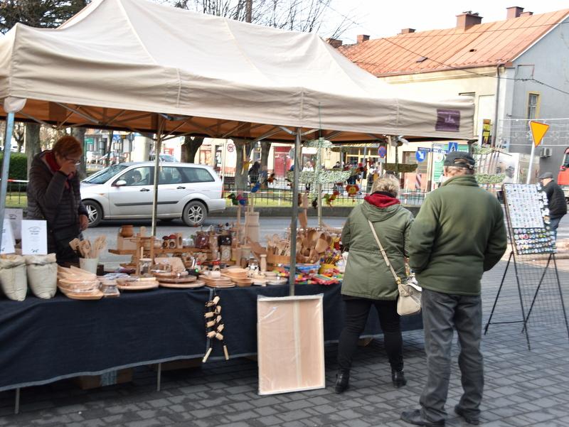 DSC 0265 Relacja z V Kiermaszu Bożonarodzeniowego w Dąbrowie Tarnowskiej