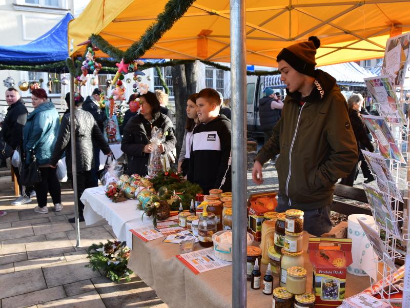 DSC 0339 Relacja z V Kiermaszu Bożonarodzeniowego w Dąbrowie Tarnowskiej