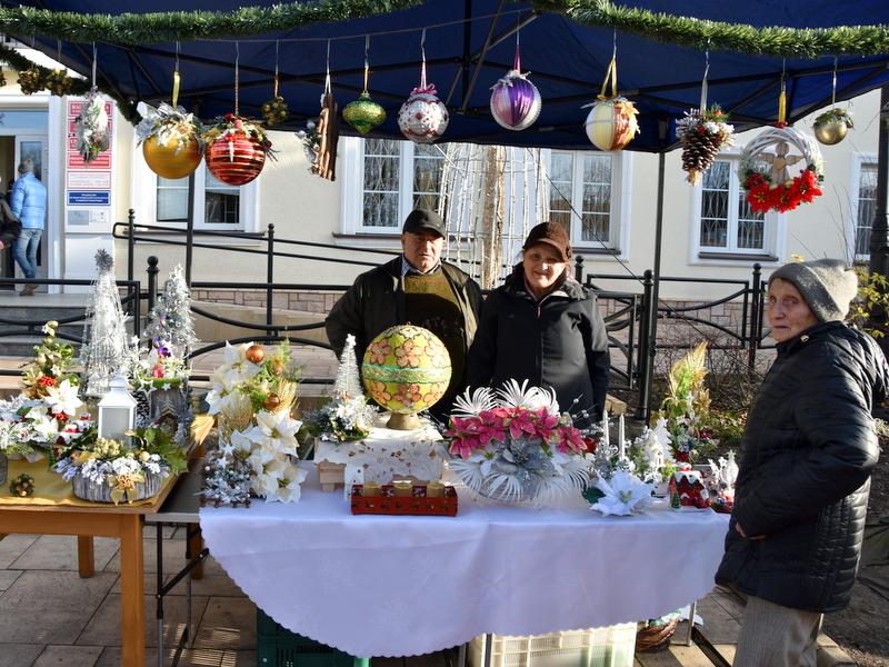 DSC 0373 Relacja z V Kiermaszu Bożonarodzeniowego w Dąbrowie Tarnowskiej