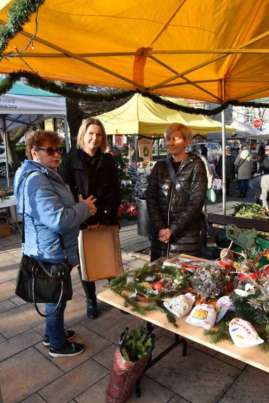 DSC 0386 Relacja z V Kiermaszu Bożonarodzeniowego w Dąbrowie Tarnowskiej